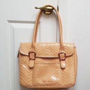 TED BAKER purse messenger bag style satchel